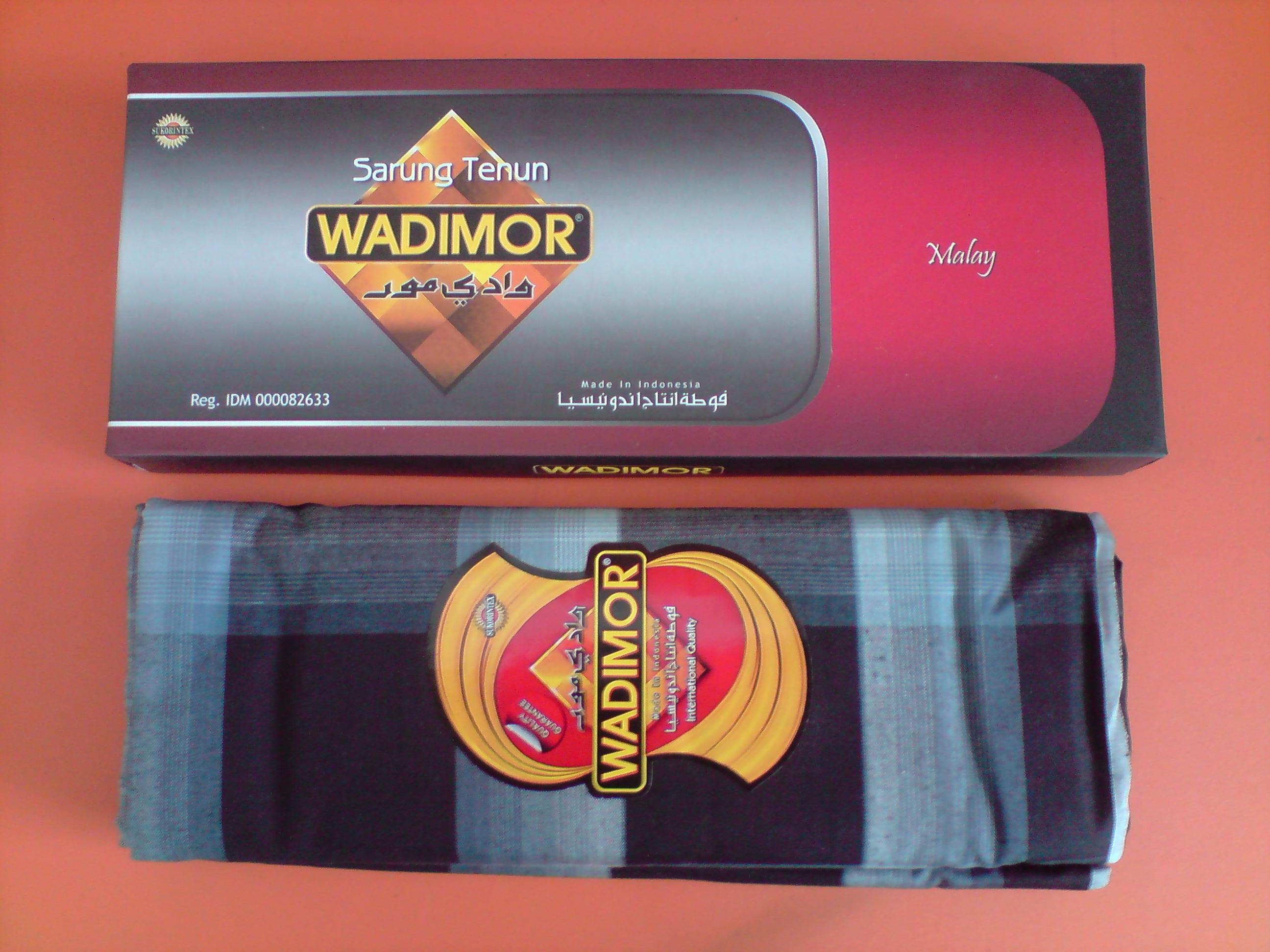 Grosir Sarung Wadimor Malay Special